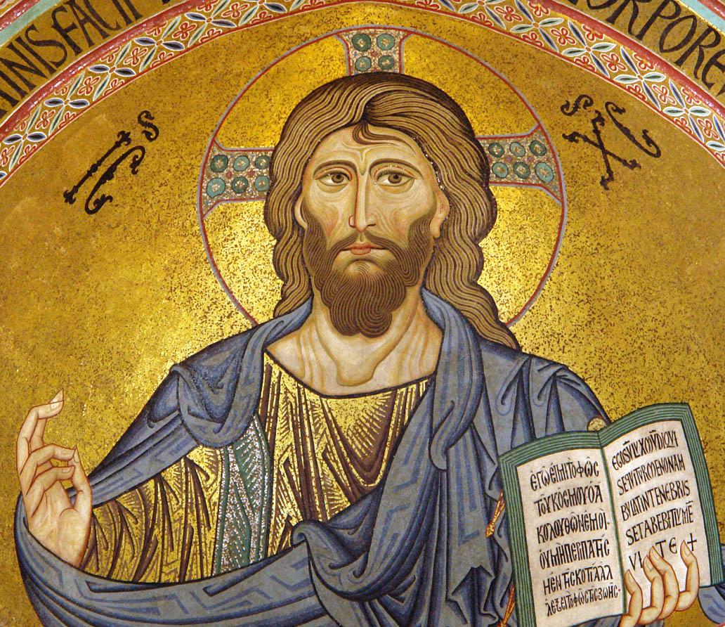 Cristo Pantocratore ESCAPE='HTML'